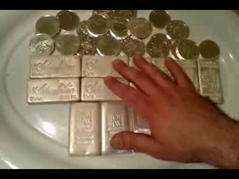 Avi Oziel Presents: Fine Silver Bullion Investment Tips & St