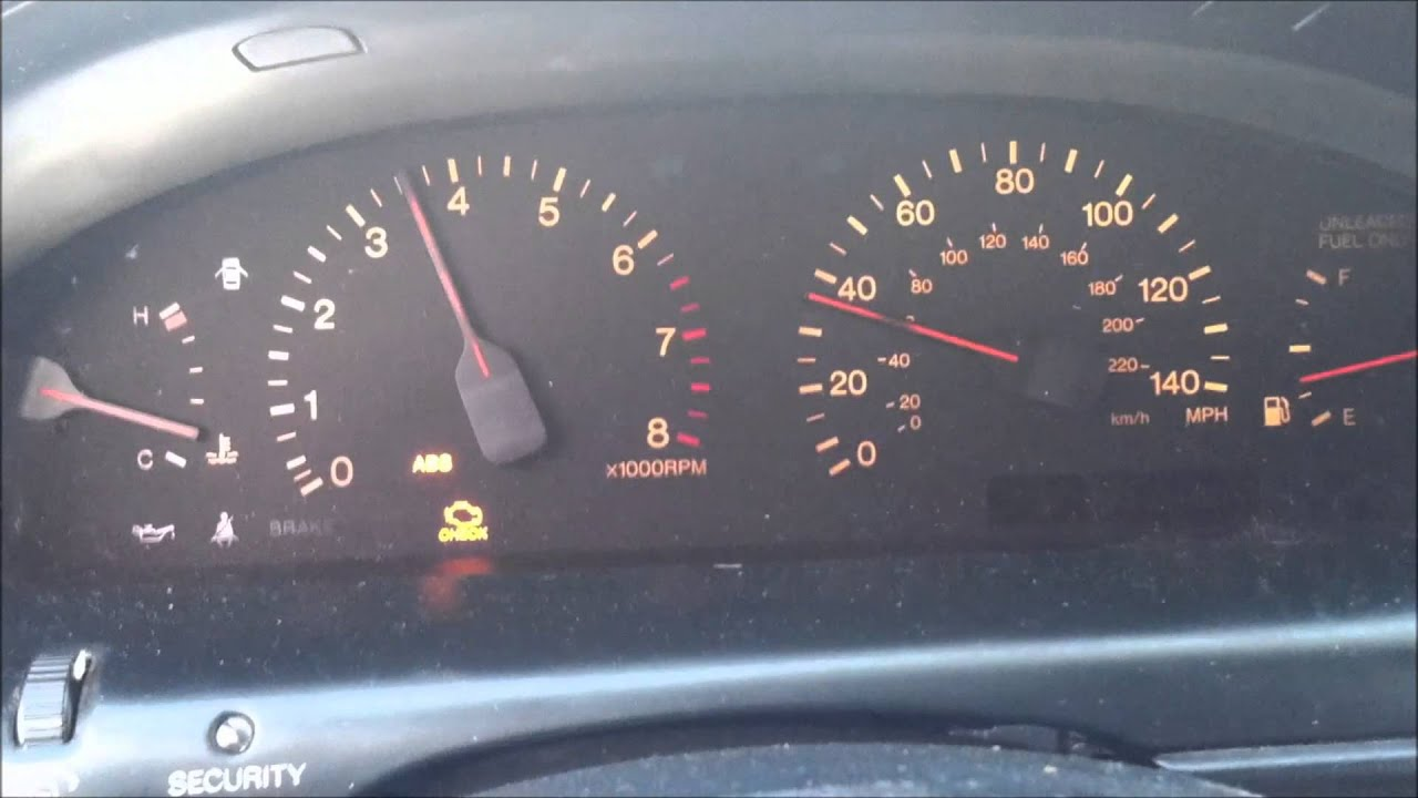 1993 Lexus ES300 5-Sd - YouTube