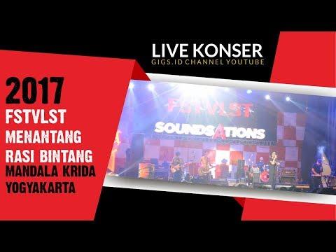 FSTVLST - MENANTANG RASI BINTANG  | SoundsAtions Jogja 2017