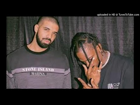 Travis Scott Drake Like A Light Instrumental ReProd. Sensational