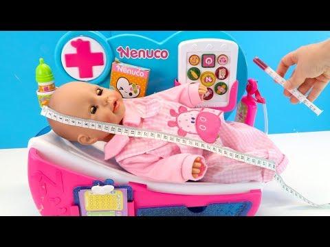 Кукла Аннабель Боится Идти На Осмотр #Мультик Для детей Играем в Игрушки Как Мама 108мама тиви