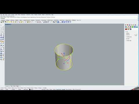 Rhino 6 Features - Solids (apply thickness)
