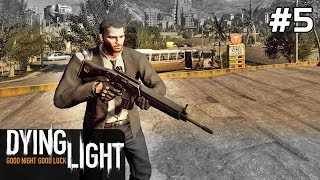 Dying Light Gameplay PC PL / FULL DLC [#5] KARABINEK i SUPER Pałka /z Skie