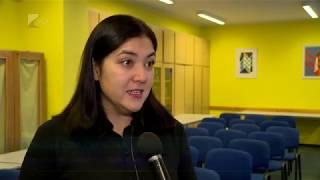 Телевидение города Ниредьхаза о русском языке в Венгрии