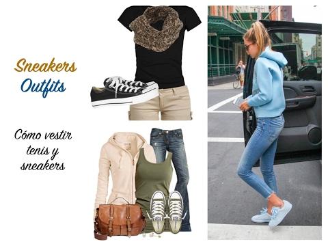 Como Vestir Tennis Sneakers Converse Tips Para Verte Muy Bien