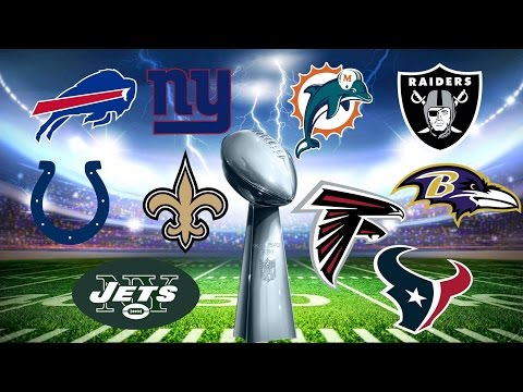 10 Teams That Can SHOCK Us By Winning Super Bowl 51
