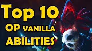 Top 10 Most Powerful Abilities in Vanilla WoW