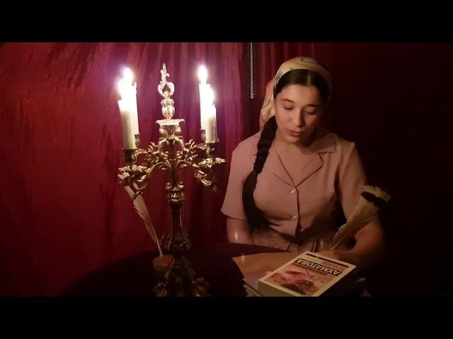 Изображение предпросмотра прочтения – ДагмараГацаева читает произведение «Поэт» А.С.Пушкина