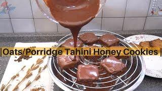 Oats/Porridge Tahini Honey Cookies   Unique Chocolate Mousse   #DoStathi