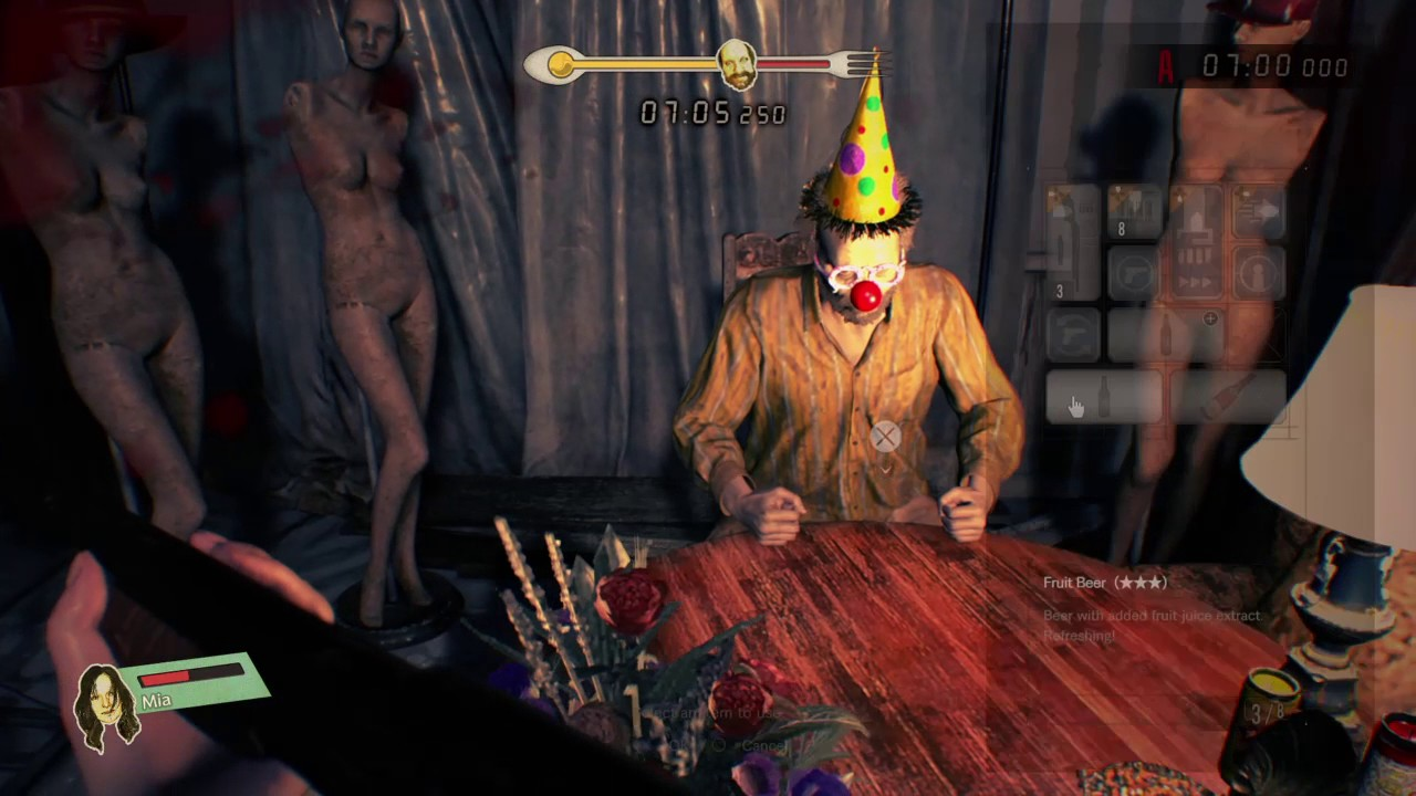 RESIDENT EVIL 7 biohazard- Jack's 55th birthday- Testing ...
