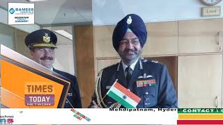Air Chief Marshal B S Dhanoa hits out at Pakistan on terrorism