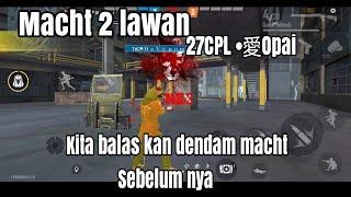Download Lagu Pembalasan macht ke 1 yang ke bantai abis sekarang kita bantai balik -Free Fire Indonesia- mp3