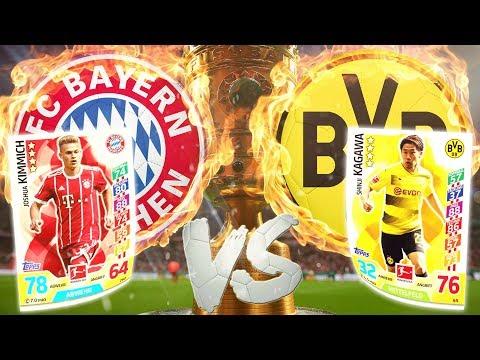 DFB POKAL FC Bayern München vs Borussia Dortmund | Orakel 20.12.2017