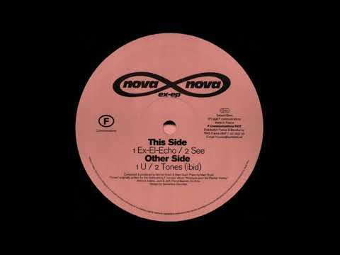 Nova Nova - U / Tones (1995)