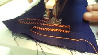 Como fazer bordados com maquina Singer facilita e outras