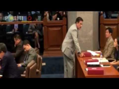 Drilon dethroned as Senate President pro-tempore
