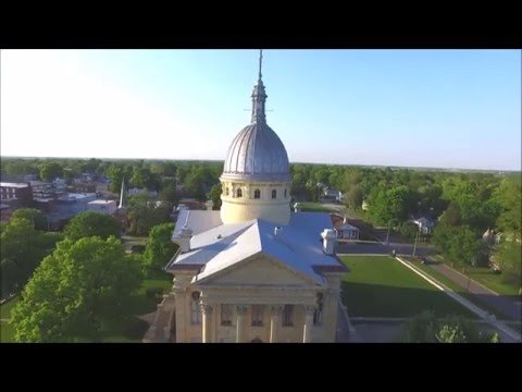 Macoupin County Courthouse Carlinville