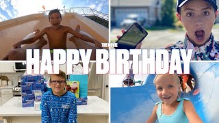 BINGHAM FAMILY BIRTHDAYS - THE MOVIE | ALL BINGHAM FAMILY BIRTHDAY CELEBRATIONS 2020