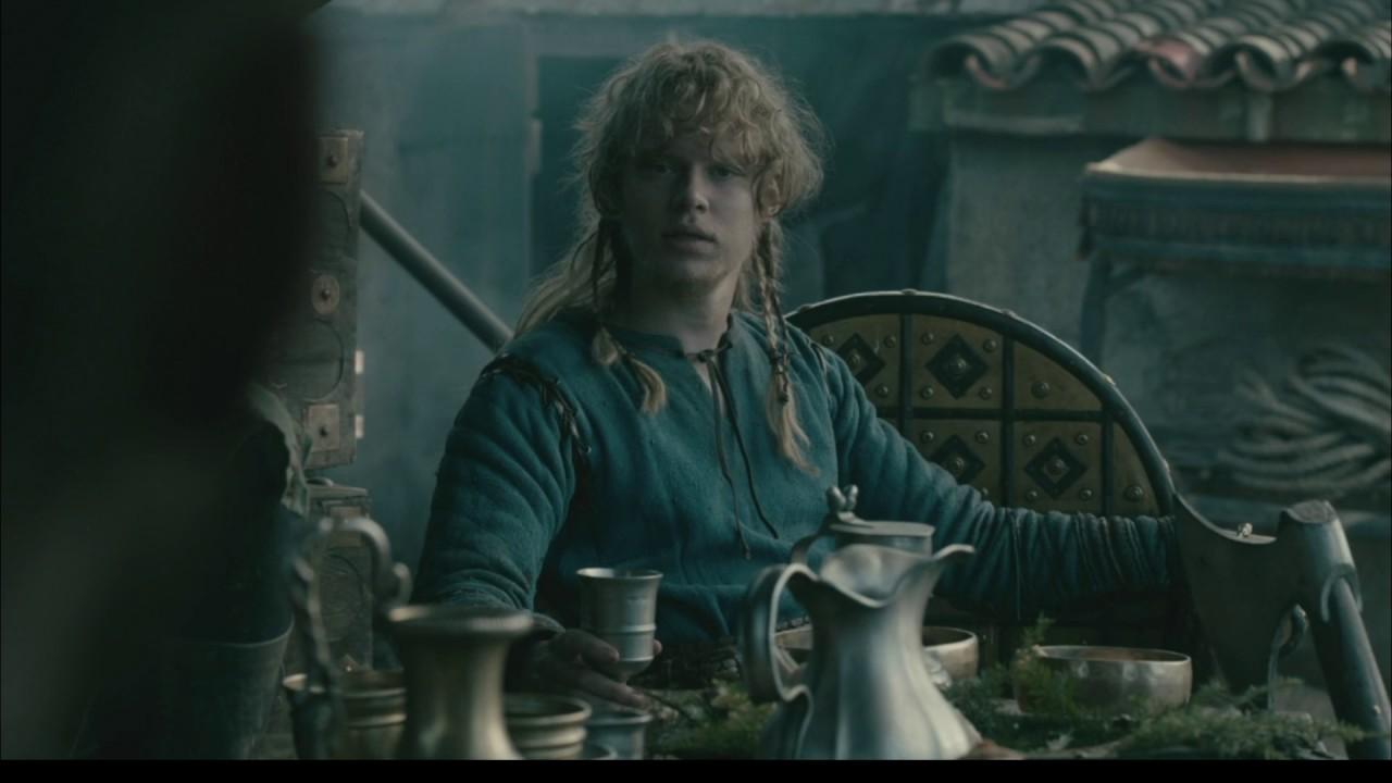 vikings season 4 episode 20 ivar the boneless kills his brother