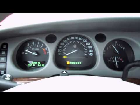 2001 Buick Lesabre Limited 82,459 miles