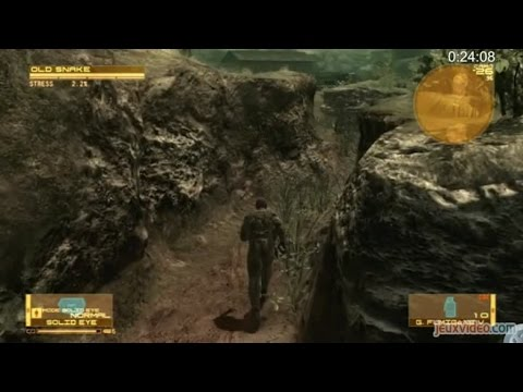 История серии Metal Gear, часть 6