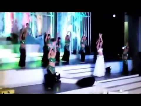 Saharny performed by Bellyssima and Mehwish de castro in Miss Calapan City Coronation Night 2015