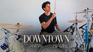 Baixar DOWNTOWN - Anitta, J Balvin | Drum Remix *Batería*