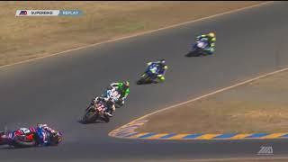 FULL RACE : Motul Superbike Race 2 from Sonoma Raceway
