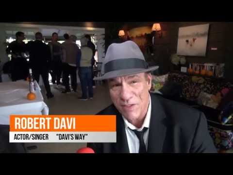 Robert Davi HIFF interview on VVH-TV