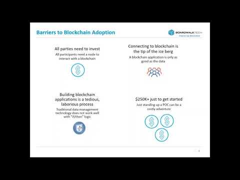 Learn How To Use Blockchain Today In Your Supply Chain