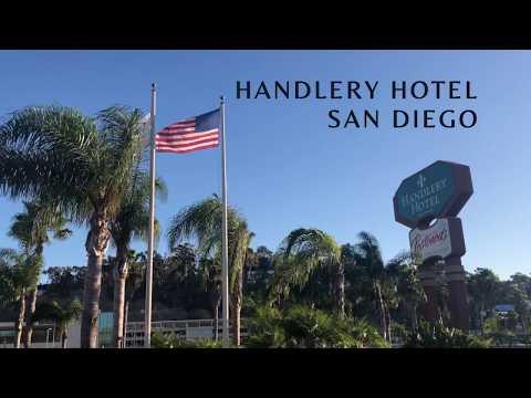 Handlery Hotel San Diego Walkthrough