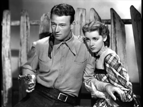 Hell Town (1937) John Wayne, Marsha Hunt, Syd Saylor