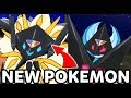 BRAND NEW POKEMON!! Pokemon Ultra Sun and Ultra Moon COMING SOON!