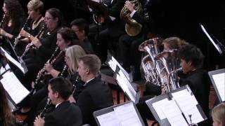 UNT Wind Symphony: Steven Bryant - Nothing Gold Can Stay