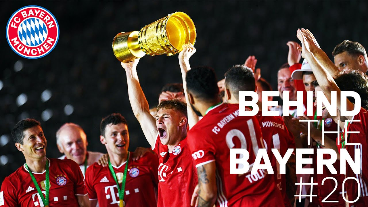 A magic DFB-Pokal night in Berlin | Behind the Bayern #20