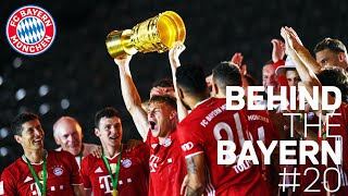 It was a magic night when fc bayern munich beat bayer 04 leverkusen in the final of dfb-pokal berlin 4-2. behind takes look at highli...