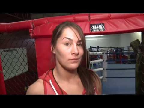 Booty blaster tips to get bikini ready with UFC fighter Jessica Eye