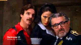 Warehouse 13   Season 5   First Promo