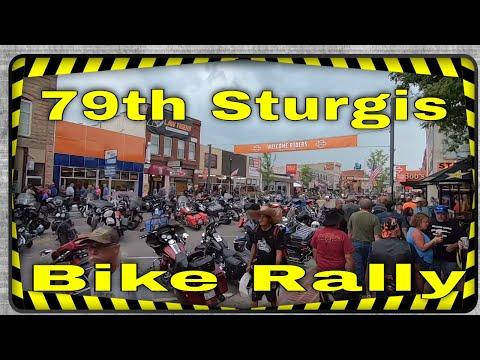 79th Motorcycle Rally - Sturgis South Dakota 2019 - Da Bus