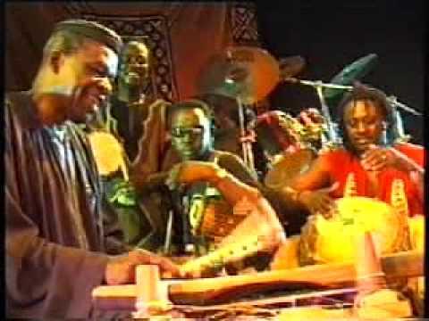 Habib Koité - Kominé - clip