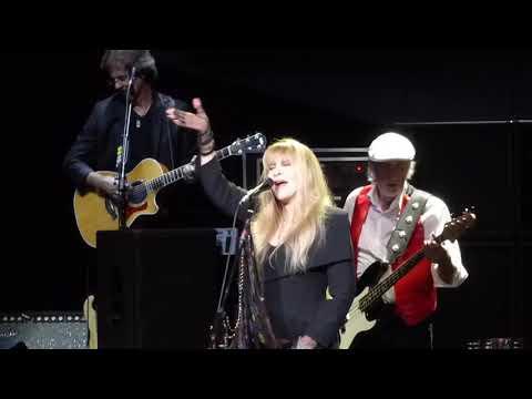 Fleetwood Mac, Gypsy, Live Concert, San Jose, CA, November 2018