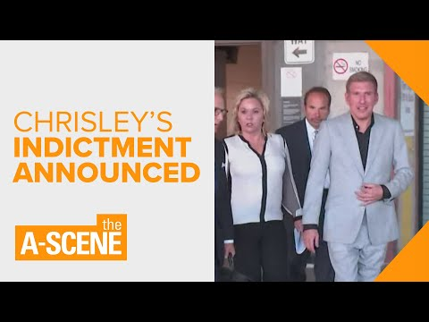 Todd and Julie Chrisley indicted on tax evasion charges