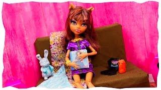 ♡ Как легко сделать диван для кукол ♡