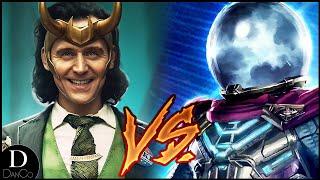 Loki VS Mysterio | BATTLE ARENA | MCU | DanCo VS | Loki Episode 1 | Spider Man