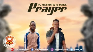 PG Million x K-dence - Prayer [Audio Visualizer]