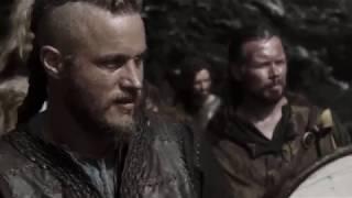 Викинги Второй поход на запад.Бой при высадке