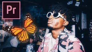 Awesome Playboi Carti Like Butterfly Transform Effect!  (Adobe Premiere Pro)