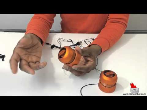 X-Mini Max Portable Capsule Speakers Review