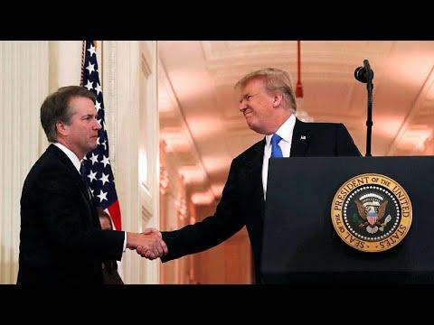 Senado americano dá ultimato a acusadora de Kavanaugh