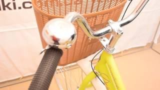 Обзор 3-х скоростного велосипеда Дорожник Люкс